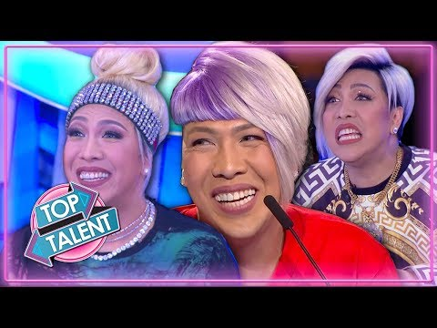 Download Vice Ganda's Funny Auditions on Got Talent Philippines and Idol | Top Talent Mp4 baru