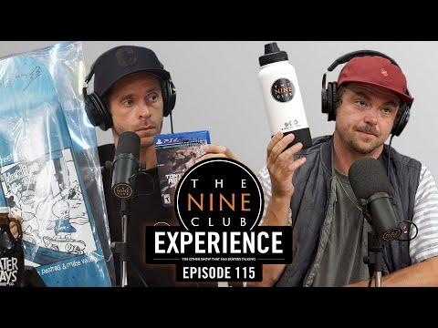 Nine Club EXPERIENCE #115 - Lucas Puig, Antihero, Tony Alva, Blake Norris