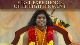 Nithyananda on First Experience of Enlightenment at Age 12