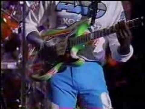 Living Colour performing
