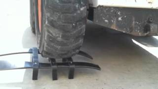 Adair Argo Sales new rubber belted track