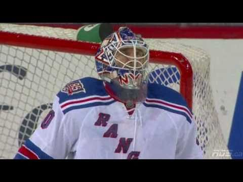 Henrik Lundqvist Is Pissed Off