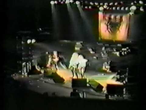 Megadeth Last Rites / Loved To Death live 1985.WMV