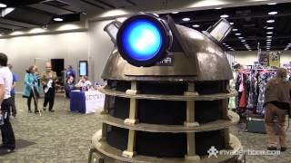 One real life Dalek from Doctor Who that won't exterminate you
