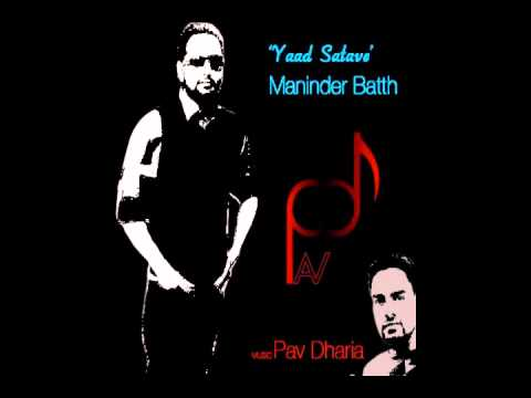 Yaad Sataave  By Maninder Batth video