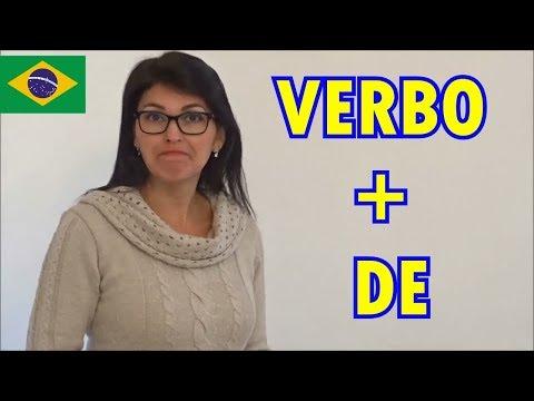 Português - Verbos mais preposição
