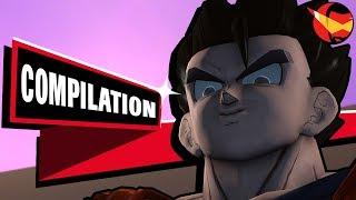 Daitomodachi's #Dragonball Animations Compilation