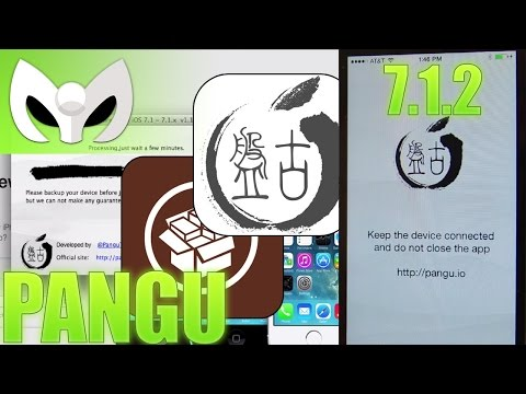 Jailbreak iOS 7.1.2 Tuto (NOVATO - 5 Errores) Actualizar de 7.0.6