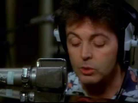 Paul McCartney - Wanderlust (pelicula give my regards to broad street)