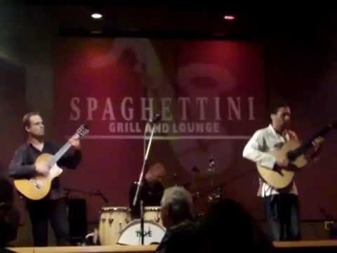 Johannes Linstead ~ Guitarra del Fuego ~ Spaghettini