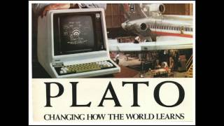 1960's PLATO Computer System - Computer Aided Learning CAI CBT CDC Control Data Educational