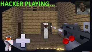 MONSTER SCHOOL : GRANNY GAMEPLAY CHALLENGE - Minecraft Animation