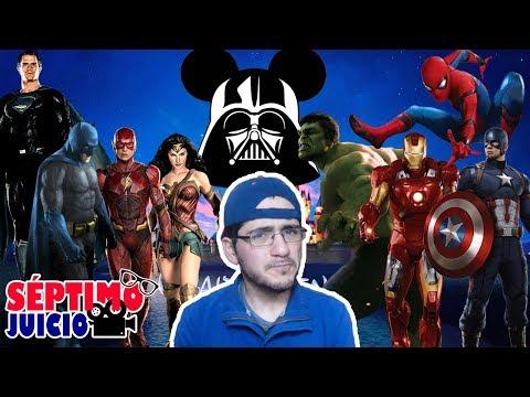 ¿Disney se apunta a comprar DC/Warner Bros.? | SJS
