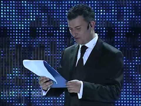 Danijela Jagodić i Rajnat Majstorović - Samo jedna kruna @ Miss BiH 2009