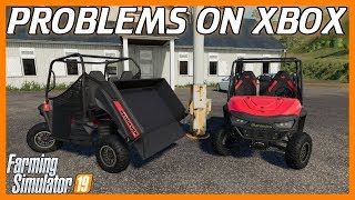 SERIOUS PROBLEMS WITH XBOX & MAHINDRA | Farming Simulator 19