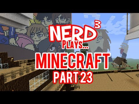 Nerd&#8217;s Minecraft Buildy Thing &#8211; 23