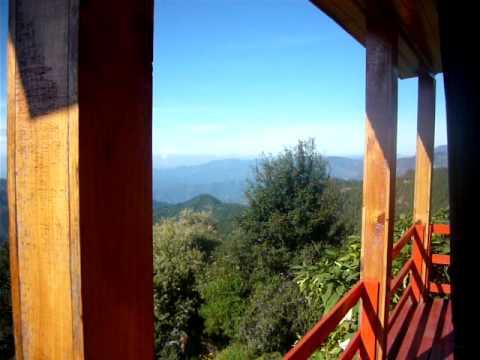 Cabaas Pacifico San Jose Del Pacifico Oaxaca 13 Nov 09 YouTube
