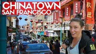 CHINATOWN SAN FRANCISCO FOOD + TOUR