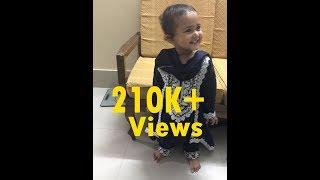 Shakib Al Hasan Daughter Dance VIRAL Video