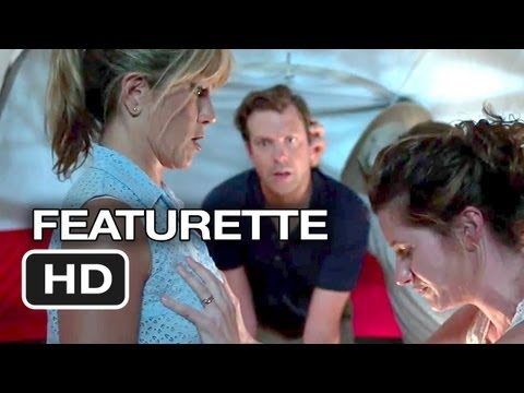 We're The Millers Featurette - We're Swingin' (2013) - Jennifer Aniston Movie HD