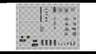 3D моделирование фитнес-клуба