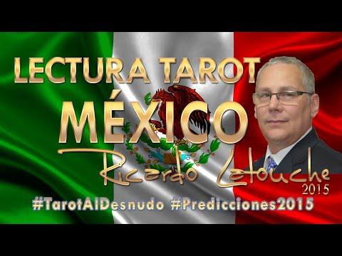 Lectura y Predicciones de Cartas del Tarot México 2015Ricardo Latouche Tarot