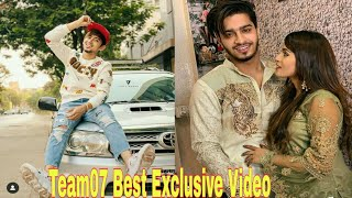 Adnaan Faiz Shifu Best Team07 TikTok Viral Video...