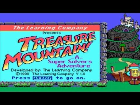 Treasure Mountain Game