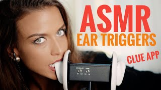 ASMR Gina Carla 👂🏽 Let Me Trigger Your Ears! #Extra Binaural Sounds!