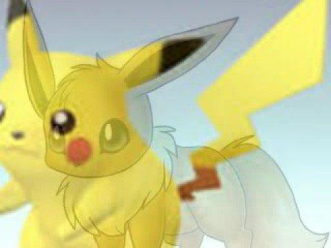 Pikachu Eevee Love Story ep