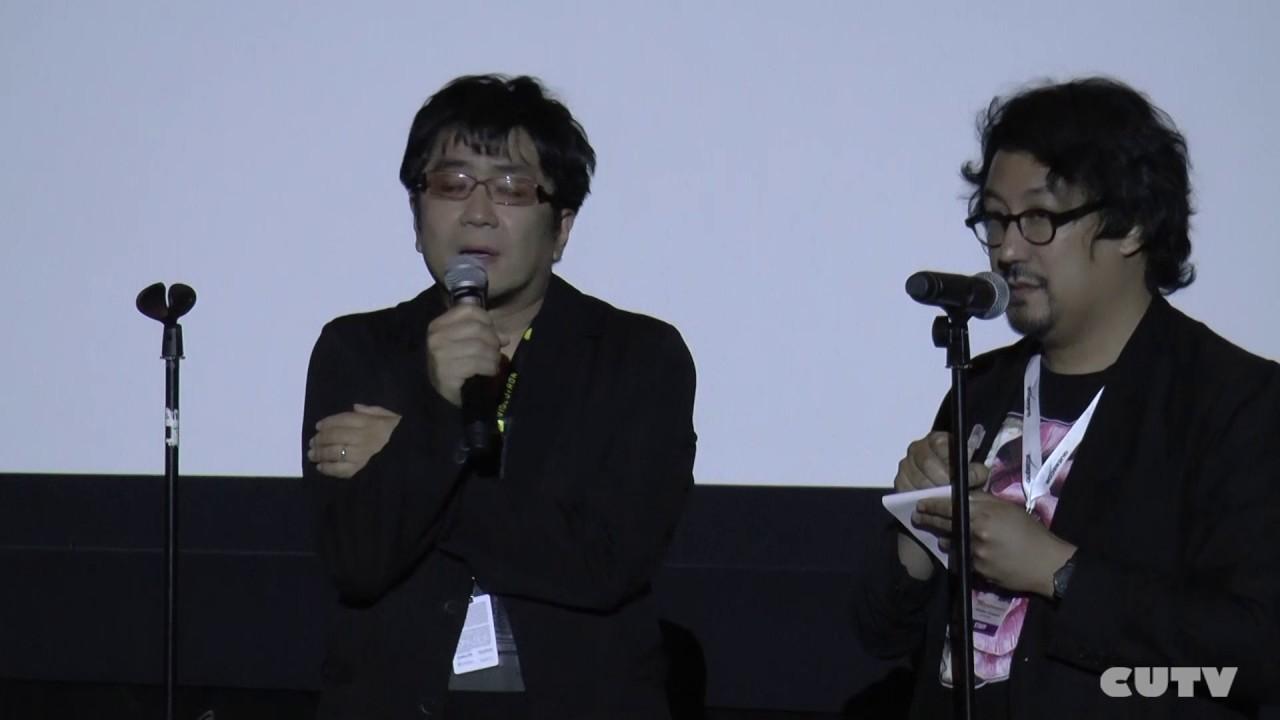 INSIDE THE FILM FESTVAL  QA WITH KEISHI OTOMO