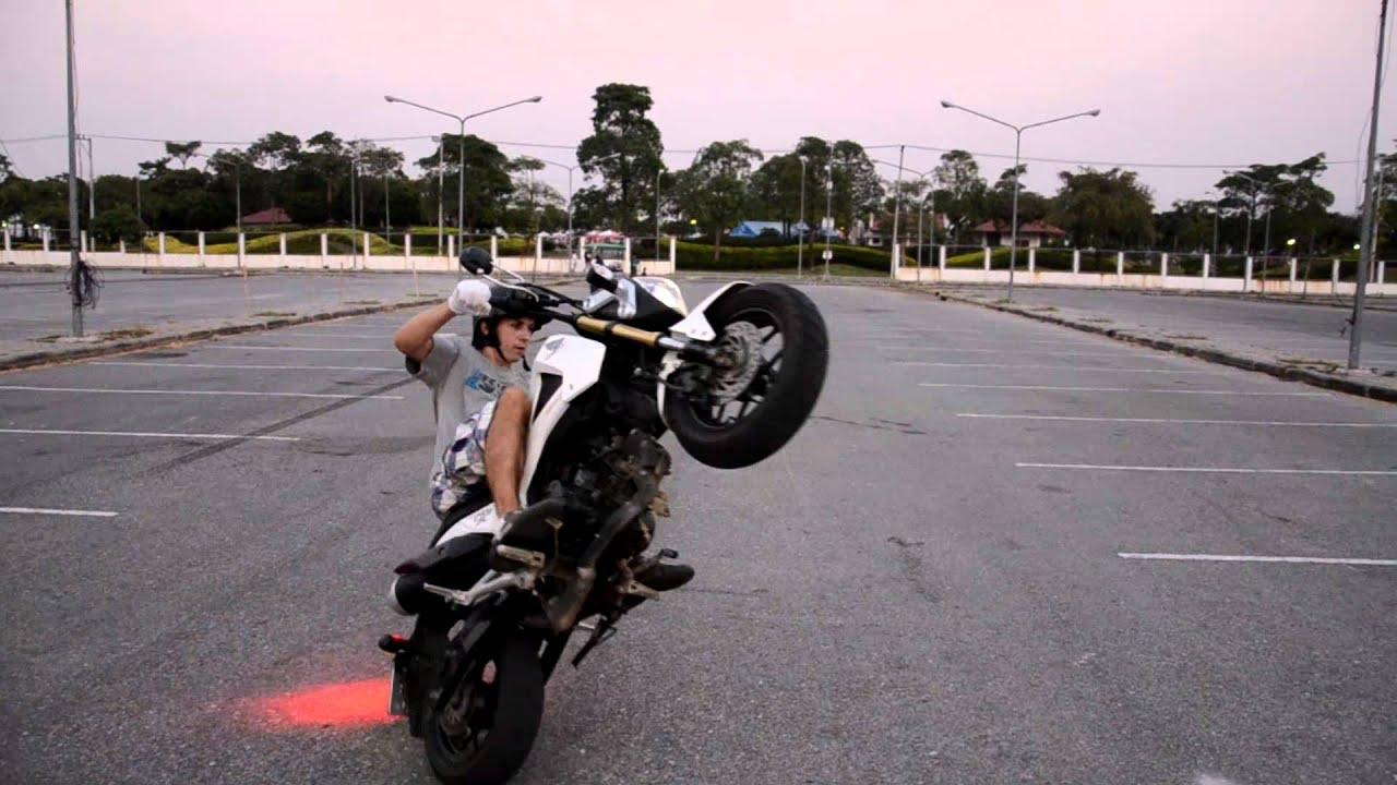 Honda Msx125 Grom Stunt 4212 Youtube