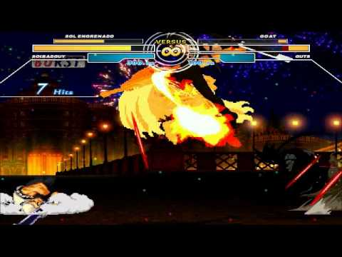 Mugen Guts Goat vs Dark End Glory