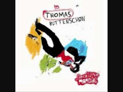 Thomas Buttenschøn - Rødvin Fra I Går