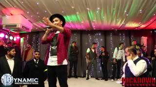 Zack Knight @Desi Temptations 11 2015    Lockdown Promotions