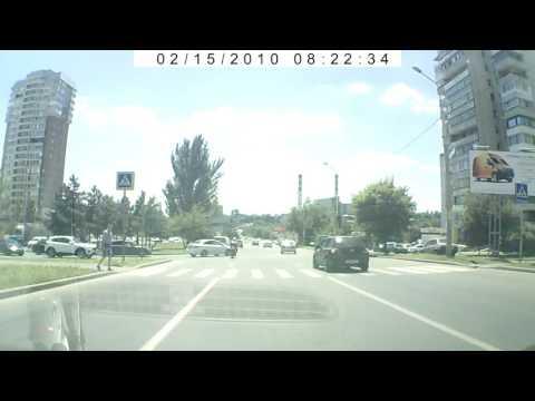 Авария 5 транспортных средств
