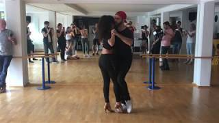 Urban Kizomba workshop - Samuel & Sophia (Funflow Dance) @ Grazy Salsa Festival (Austria)