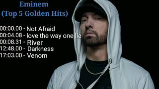 Eminem latest songs 2020  and  best songs with ft. RIHANA and ft. Ed Sheeran