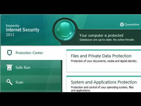 Kaspersky Internet Security 2011 - Video Review
