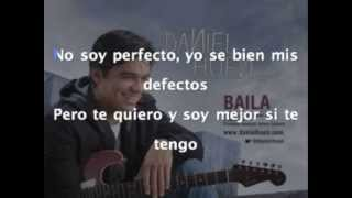 Daniel Huen - Baila (Video Lyrics)