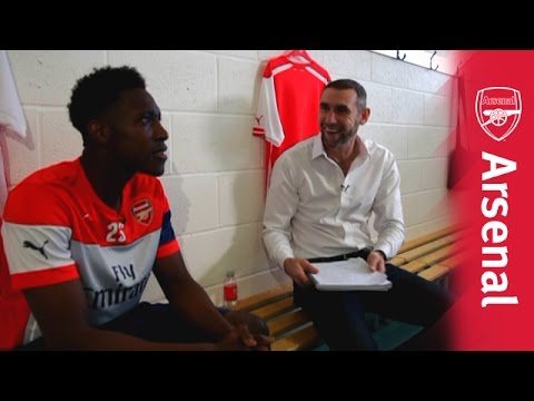 Behind the scenes at the FA Cup semi-final media day