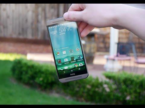 HTC One M9 Durability Drop Test!
