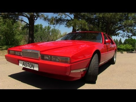 Classics Revealed: The 1984 Aston Martin Lagonda rides again