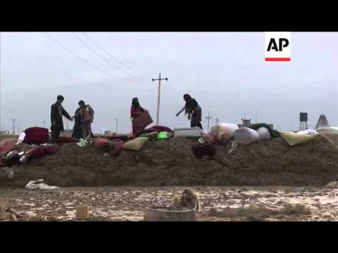 Flooding kills at least 14 people in northern Afghanistan