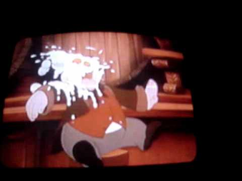 The Rescuers Previews