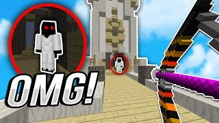 DID THAT REALLY JUST HAPPEN?...  (Minecraft SKYWARS)