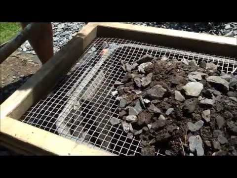 How To Clean Landscape Rocks Youtube