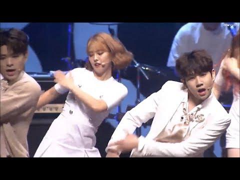 271017 [BOF Fanmeeting] The Eastlight + Momoland – 나야 나 (PICK ME)