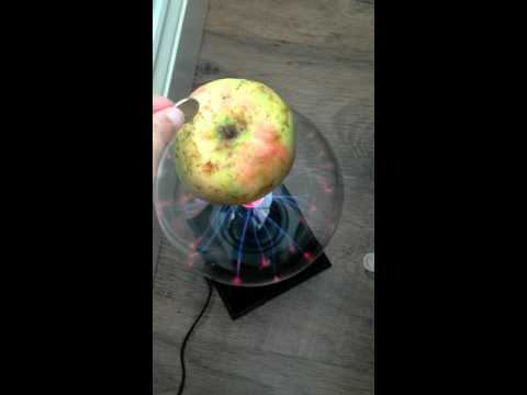 Cool plasma ball tricks