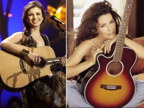 Paula Fernandes (feat. Shania Twain)you're Still The One video